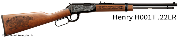 Idaho State Pride Engraved Rifle