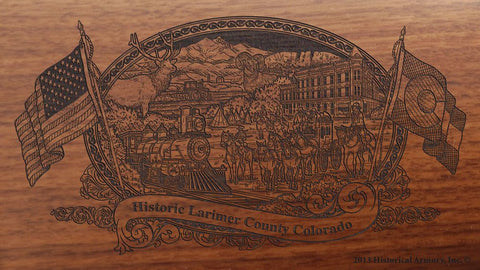 Larimer-county-colorado-engraved-rifle-buttstock