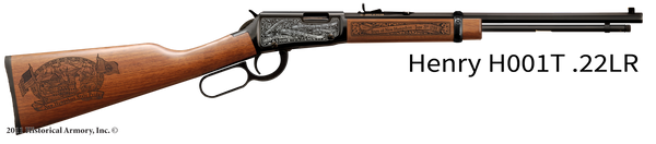 New Hampshire State Pride Engraved Rifle