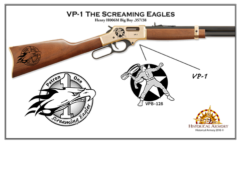 VP-1 Screaming Eagles Edition