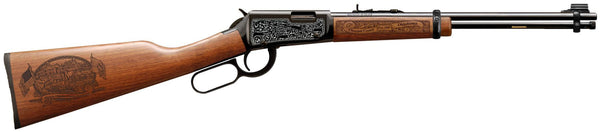 choctaw county oklahoma engraved rifle h001