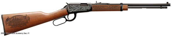garvin county oklahoma engraved rifle h001t