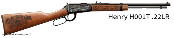 Pennsylvania State Pride Engraved Rifle
