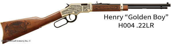 West Virginia State Pride Engraved Rifle