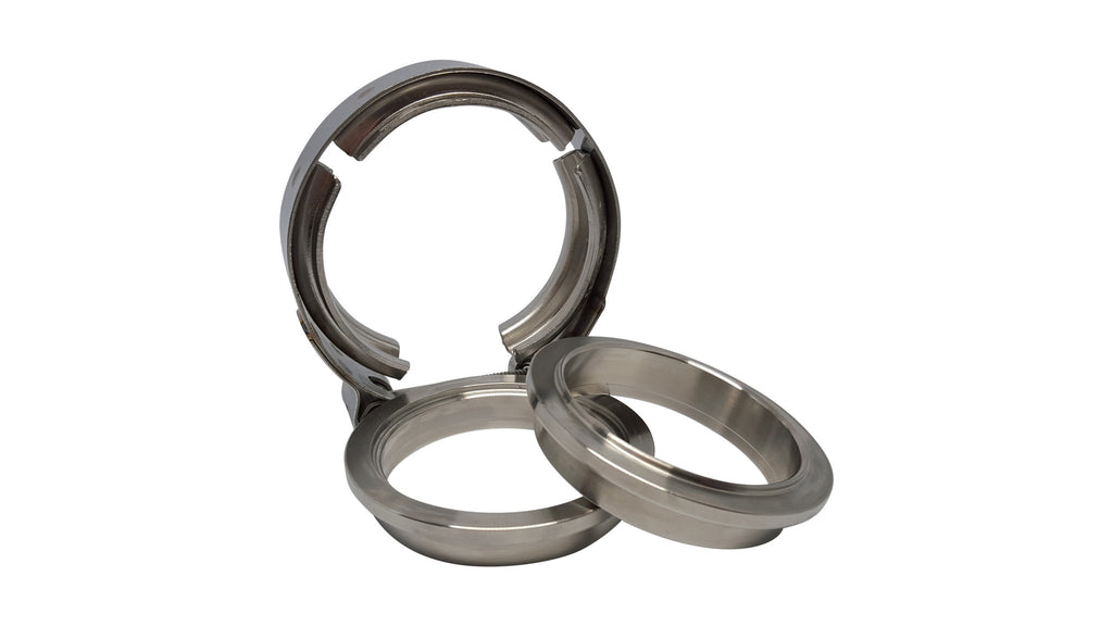 Stainless V-band clamp kits