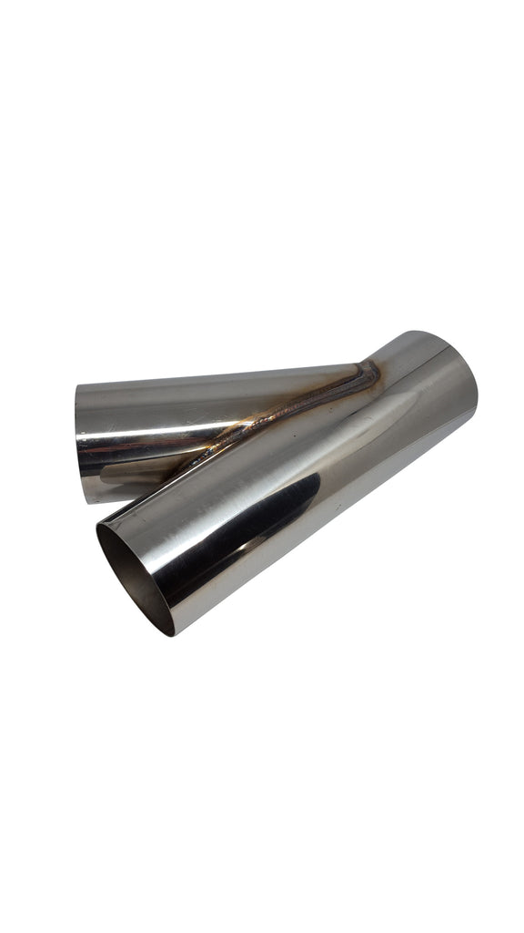 Stainless Y-Pipes