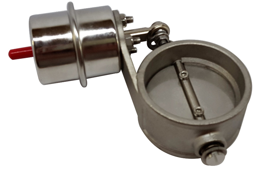 Vacuum Activated Loudvalves (Normally Closed)