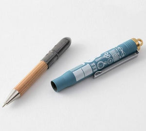 Traveler's Brass Ballpoint Pen Travel Tools