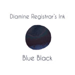 Diamine Registrar's Ink (Blue Black)