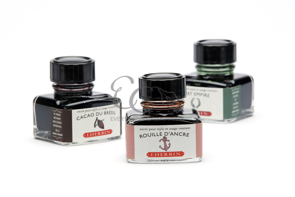 J. Herbin 30ml Bottled Ink