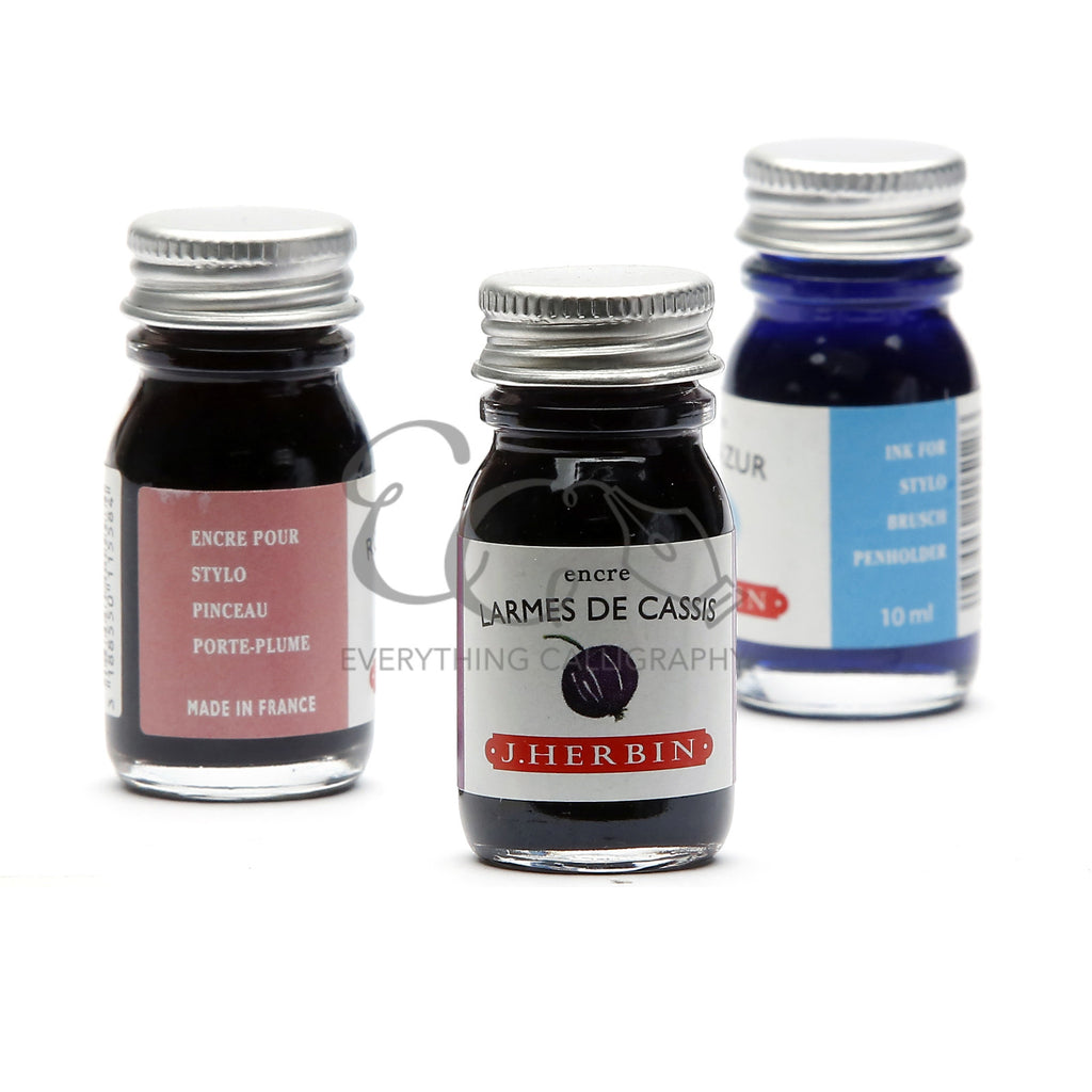 J. Herbin 10ml Bottled Ink
