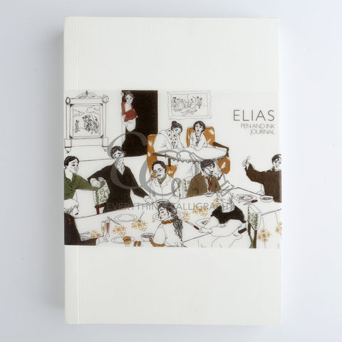 Elias Pen and Ink Journal