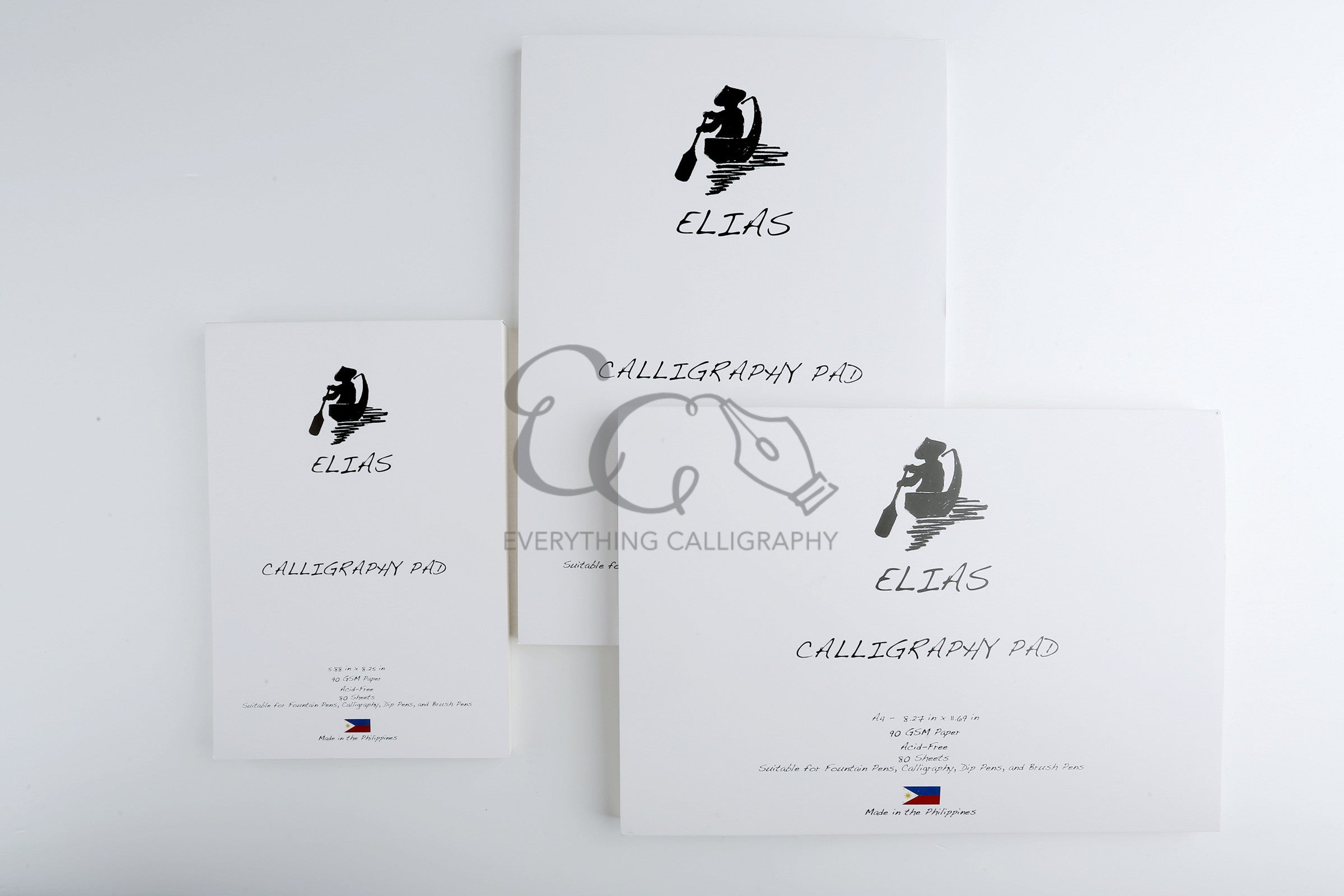 Elias Calligraphy Pads