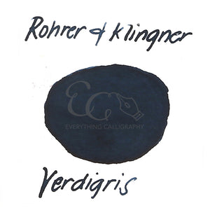 Rohrer & Klingner Fountain Pen Inks