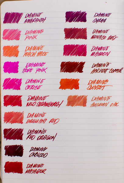 Diamine Inks (80 ml)