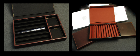 Franklin-Christoph Covered Pen Trays