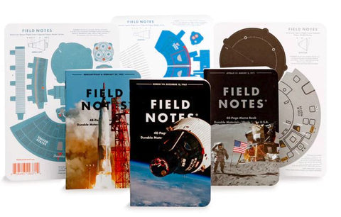 Field Notes Three Missions (Set of Three)