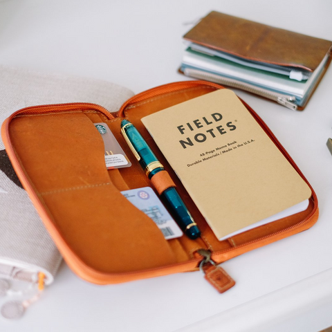 Shibui Ph Travel Wallet v2 (with Pull-Tag pen loop)
