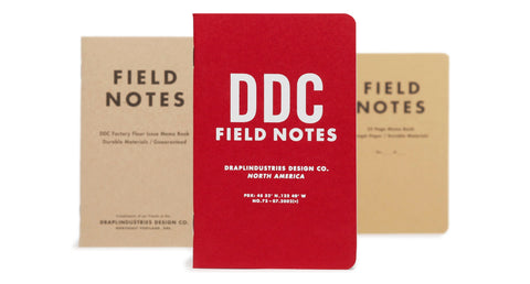 Field Notes Tenth Anniversary