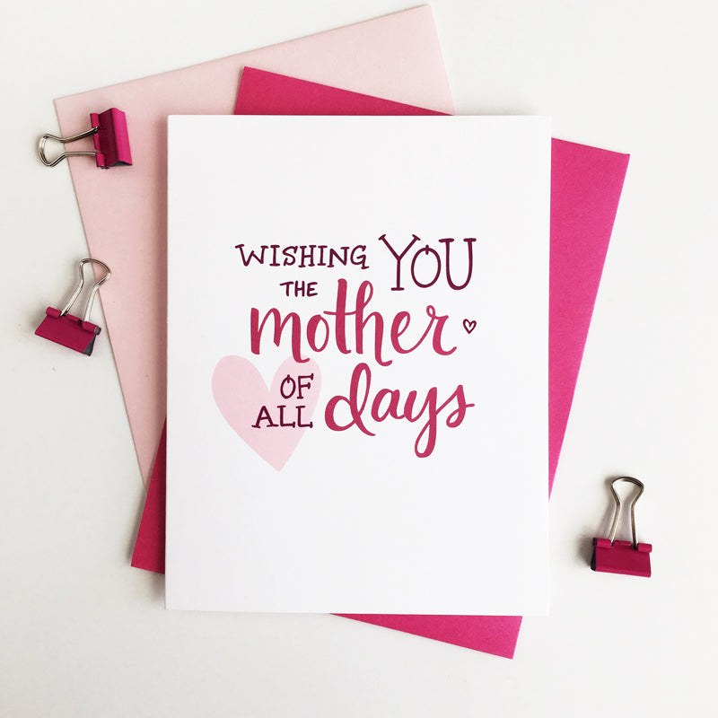 Mother of All Days Card