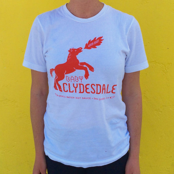 Original Baby Clydesdale Tee