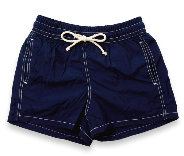 Mens Swim Trunks // Navy