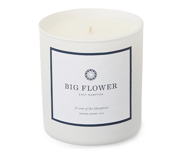 Big Flower Candle
