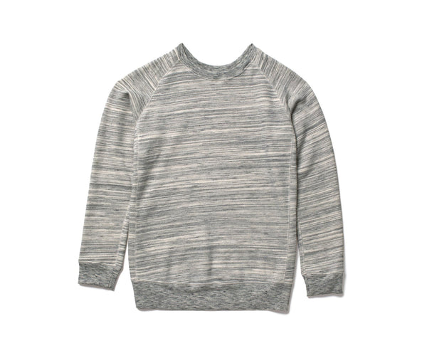 Heathered Bonfire Pullover
