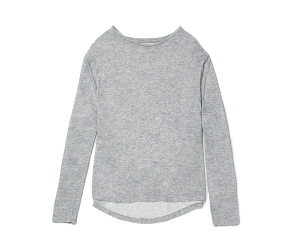Double-Knit Rayon Crew