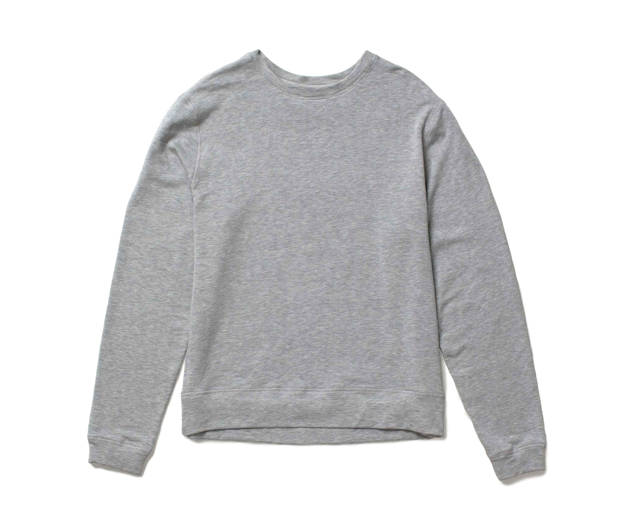 Grey Lounge Pullover
