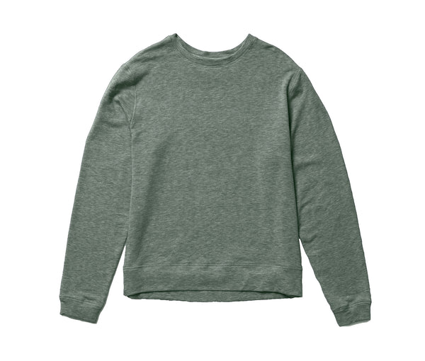 Olive Lounge Pullover