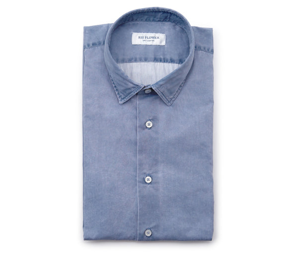 Sport Shirt // Washed Indigo