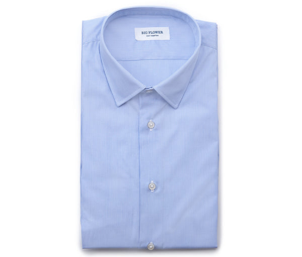 Mens Striped Cotton Shirt