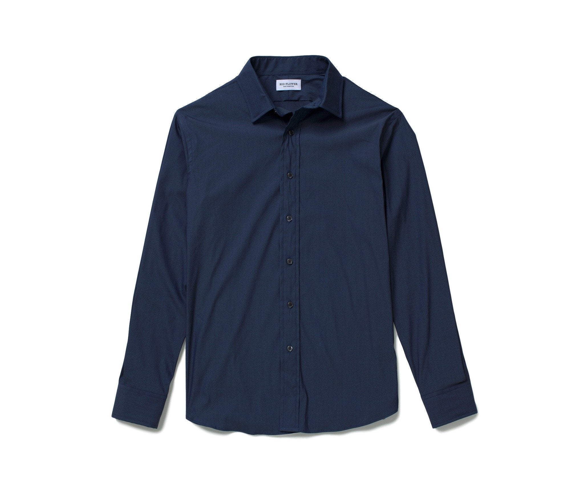 Stretch Chambray Shirt