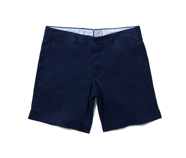 Stretch Linen Shorts