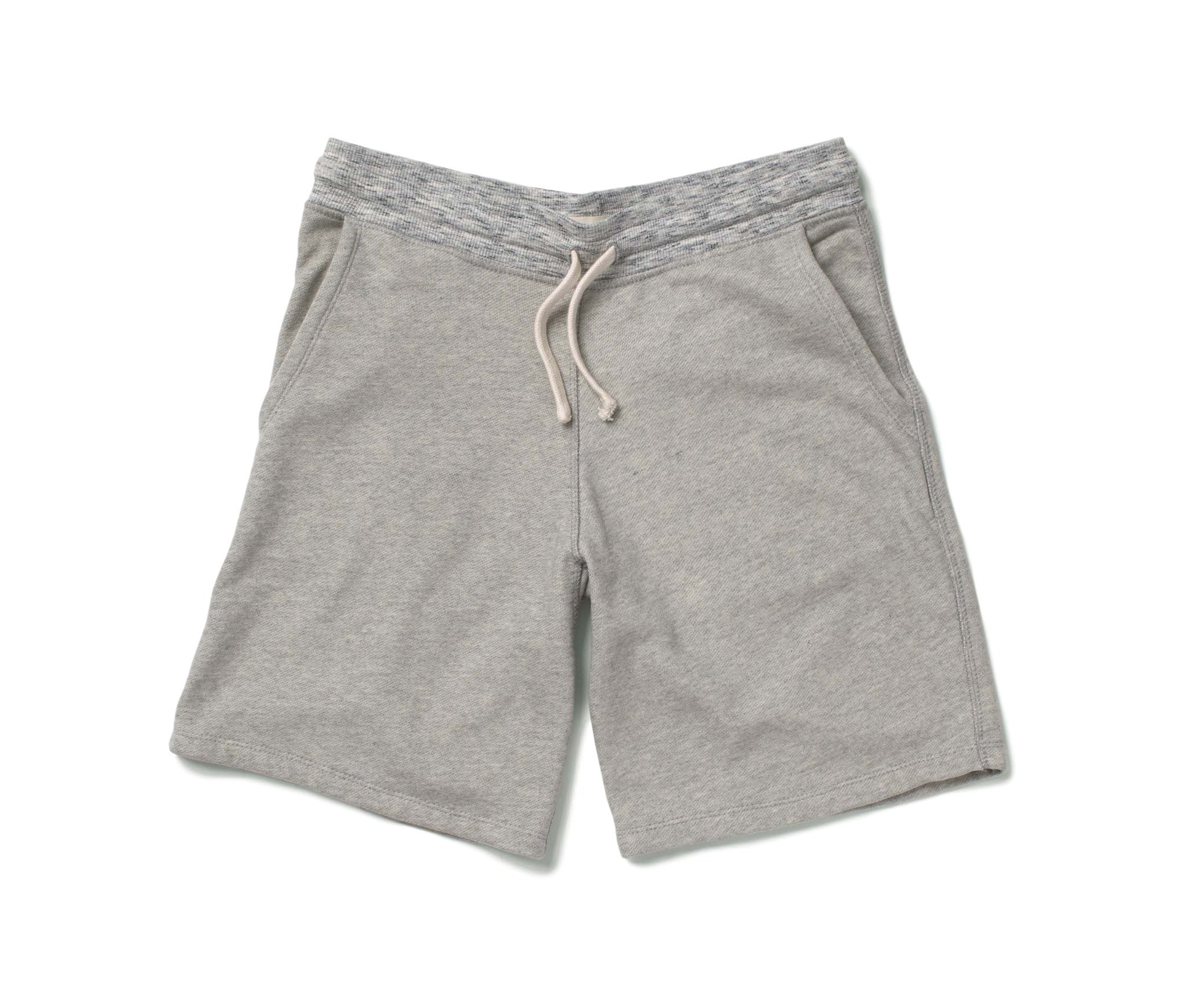 Weekend Shorts // Grey