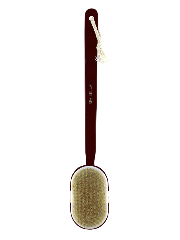LUXURY BRISTLE BACK BRUSH