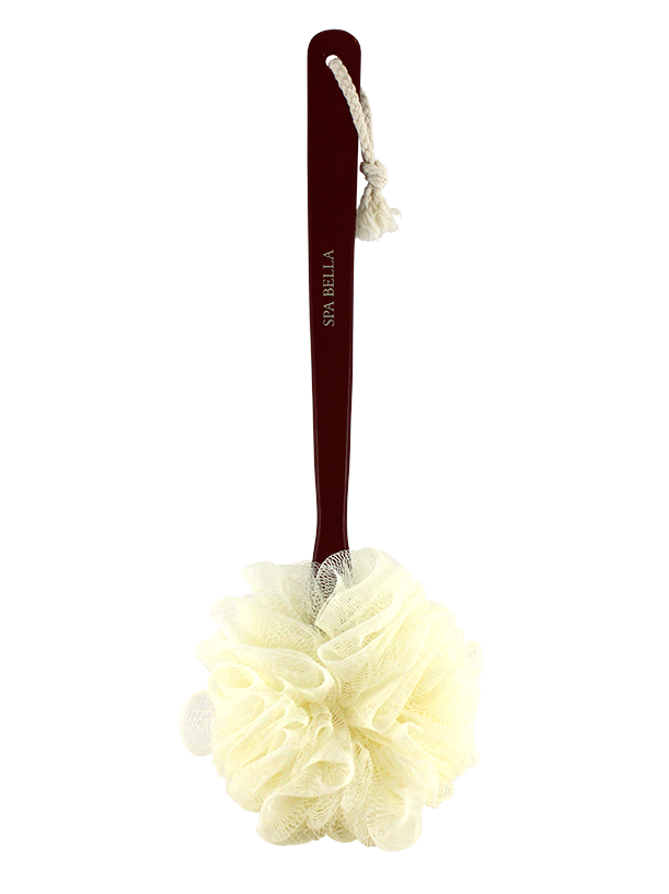 LUXURY MESH BACK BRUSH