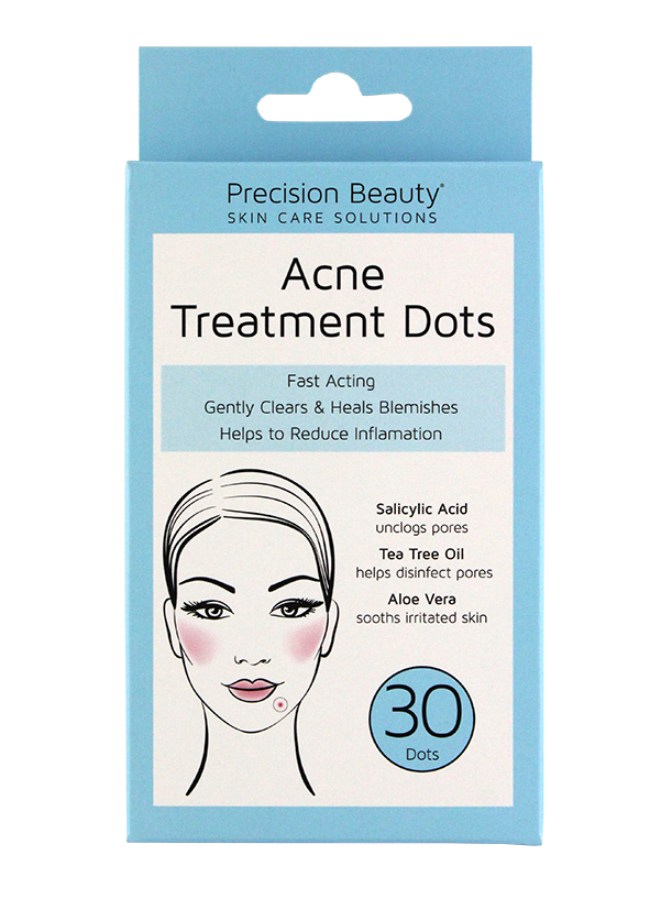 Precision Beauty Acne Treatment Dots 30pk