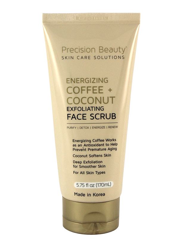 FACE AND BODY SCRUB. COCONUT & COFFEE 170ML