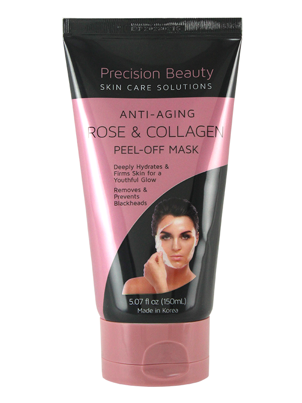 ROSE & COLLAGEN PEEL-OFF MASK 150ML