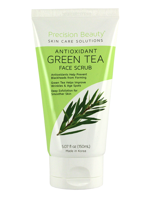 FACE AND BODY SCRUB. GREEN TEA. 150ML