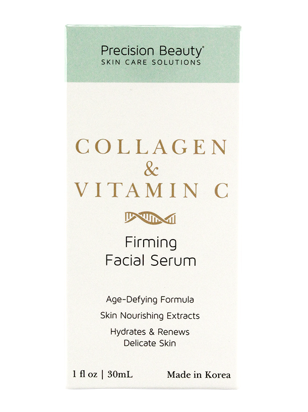 FACE SERUM. COLLAGEN & VITAMIN. 30ML
