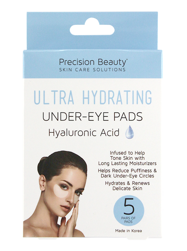 5 PAIR KOREAN UNDER-EYE PADS, HYALURONIC ACID