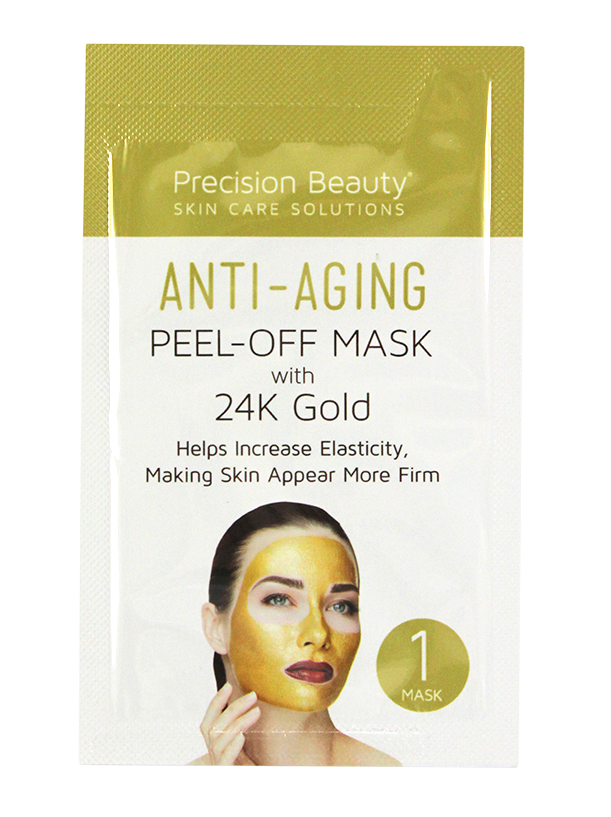 5 PACK GOLD PEEL OFF MASK MADE IN KOREA