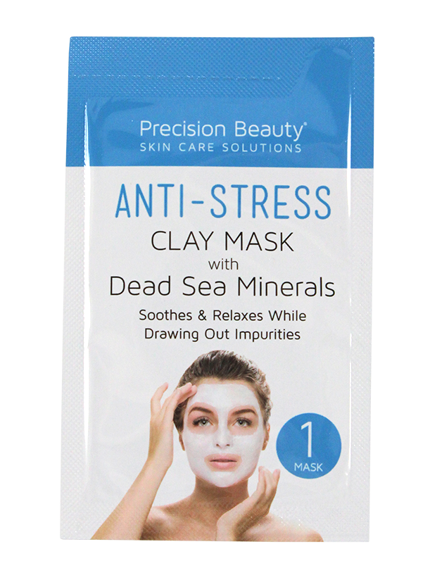 5 PACK DEAD SEA SALT CLAY MASK MADE IN KOREA