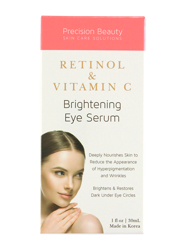 EYE SERUM. RETINOL & VITAMIN C. 30ML