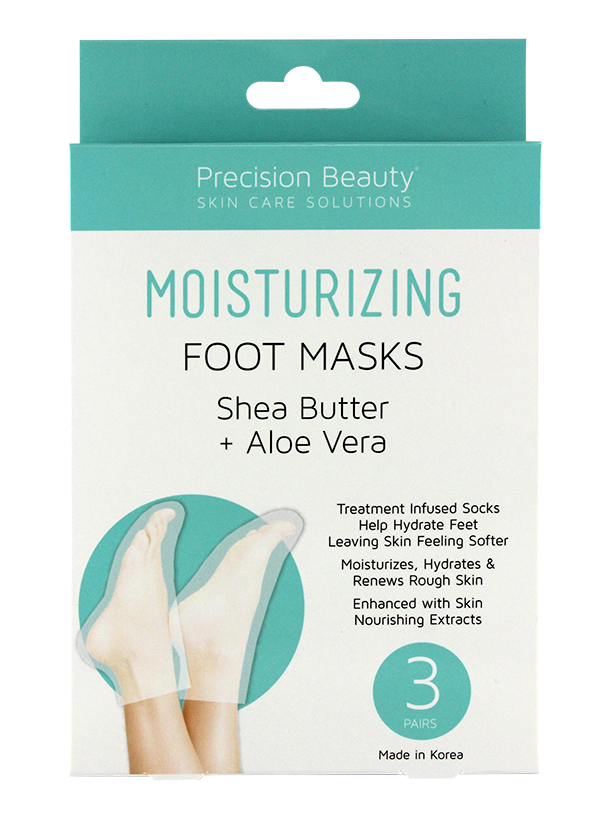 3 PACK FOOT MASK