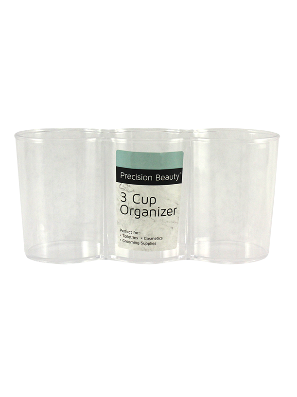 3 CUP ORGANIZER. (BLUE PACKAGING)