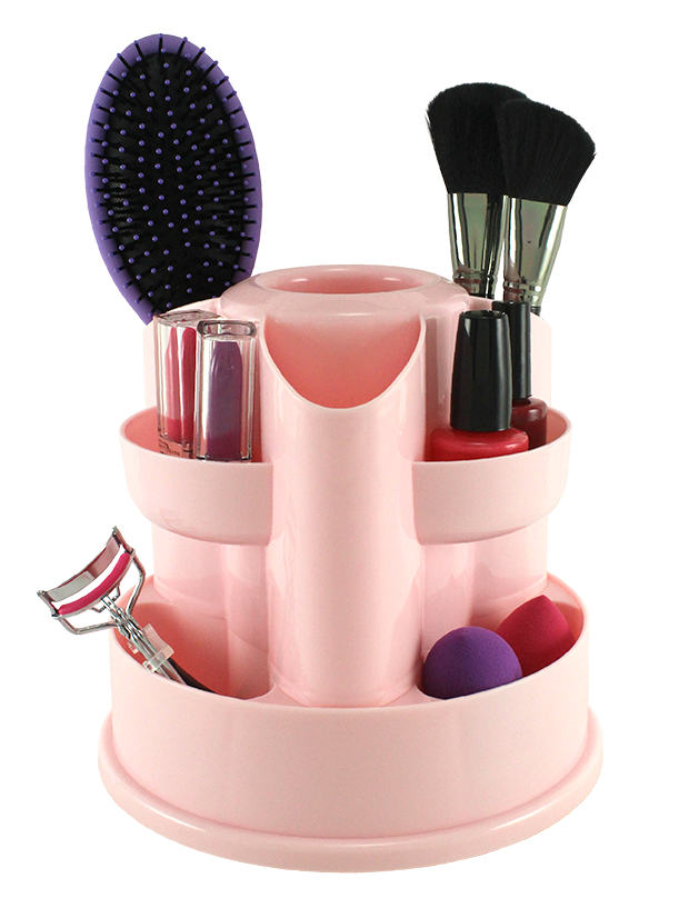 ROTATING BEAUTY ORGANIZER